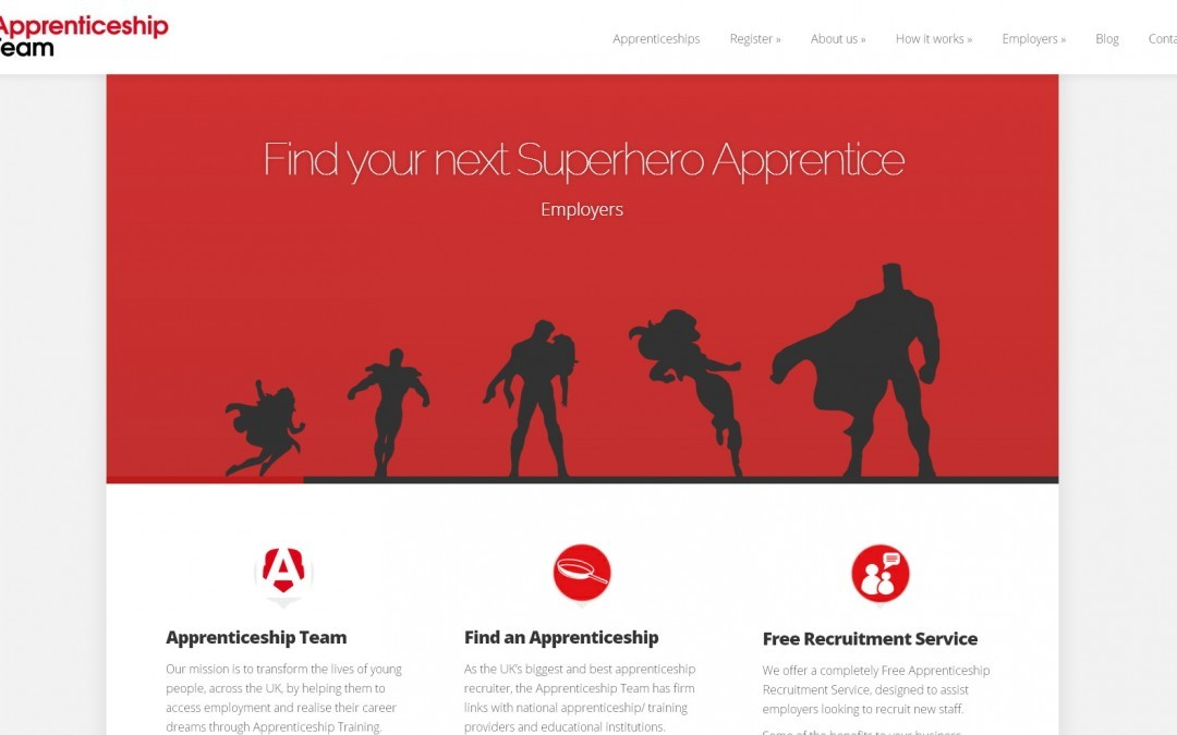 Apprenticeship & Jobs Sites