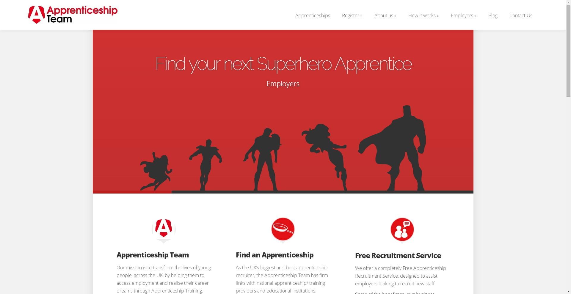 Apprenticeship & Jobs Sites