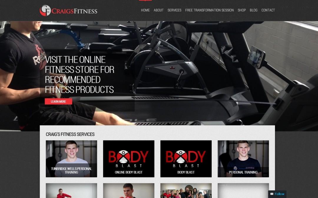 Personal Training Websites