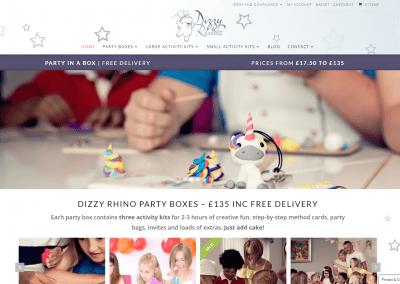Custom Built Ecommerce Websites